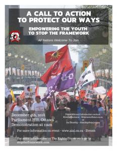 Demonstration Flyer