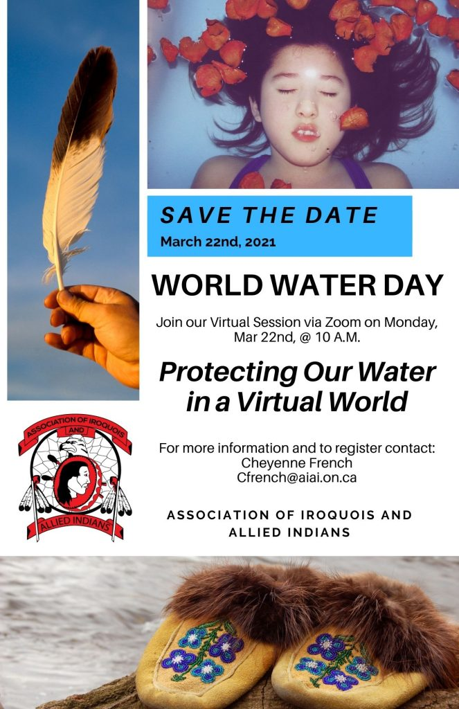 World Water Day, March 22, 2021