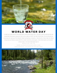 World Water Day Poster 2